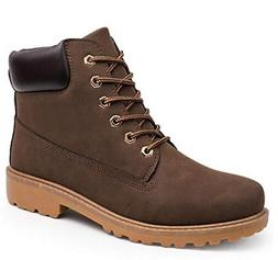 Funnmart 2018 Men Boots Fashion Martin Boots Snow Boots Outd