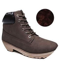 2018 Winter Boots Women Casual Shoes Tooling Ankle Snow Boot