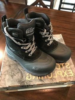 The North Face Boys Chilkat Lace Boots Youth Boys Winter Sno