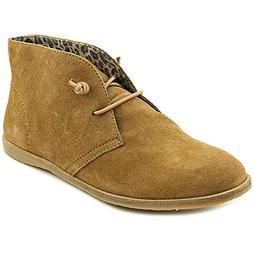 Lucky Brand Womens Ashbee Leather Closed Toe Ankle Fashion,
