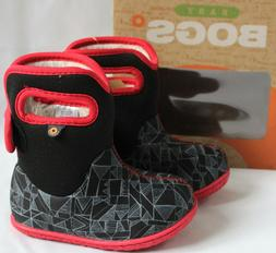 BOGS Baby Maze Size 4/5/6 Waterproof Insulated Snow Boots Bl