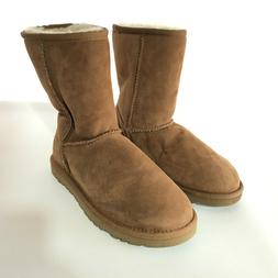 UGG Australia Classic Short Womens Winter Snow Boots 5 Chest