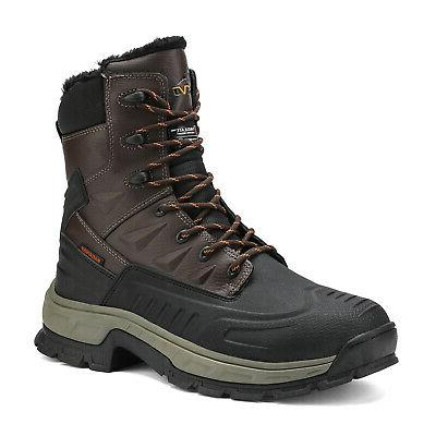 NORTIV Men's Up Insulated Outdoor Boots