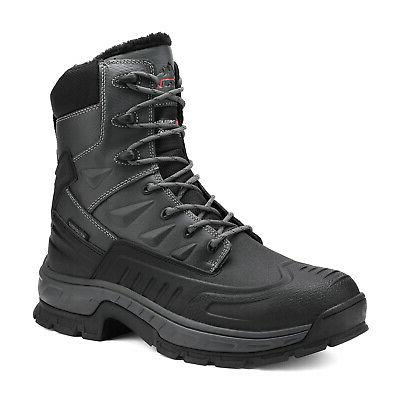 NORTIV 8 Up Boots Warm Insulated Boots
