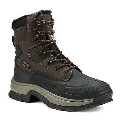 NORTIV Up Insulated Waterproof Outdoor Hiking Boots