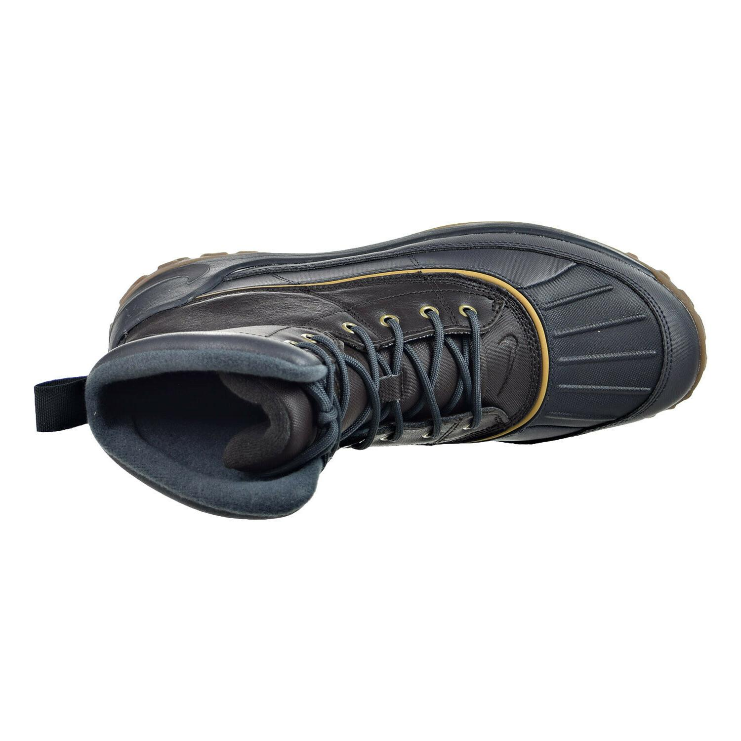New Nike Shoes Snow Brown-Anthracite-Gold
