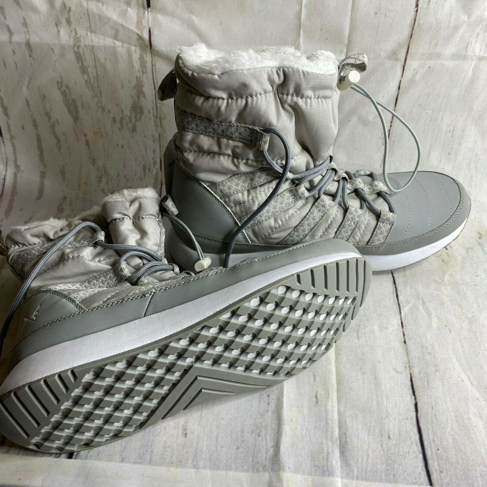 for Aspen Winter Boot Pale Grey Ankle