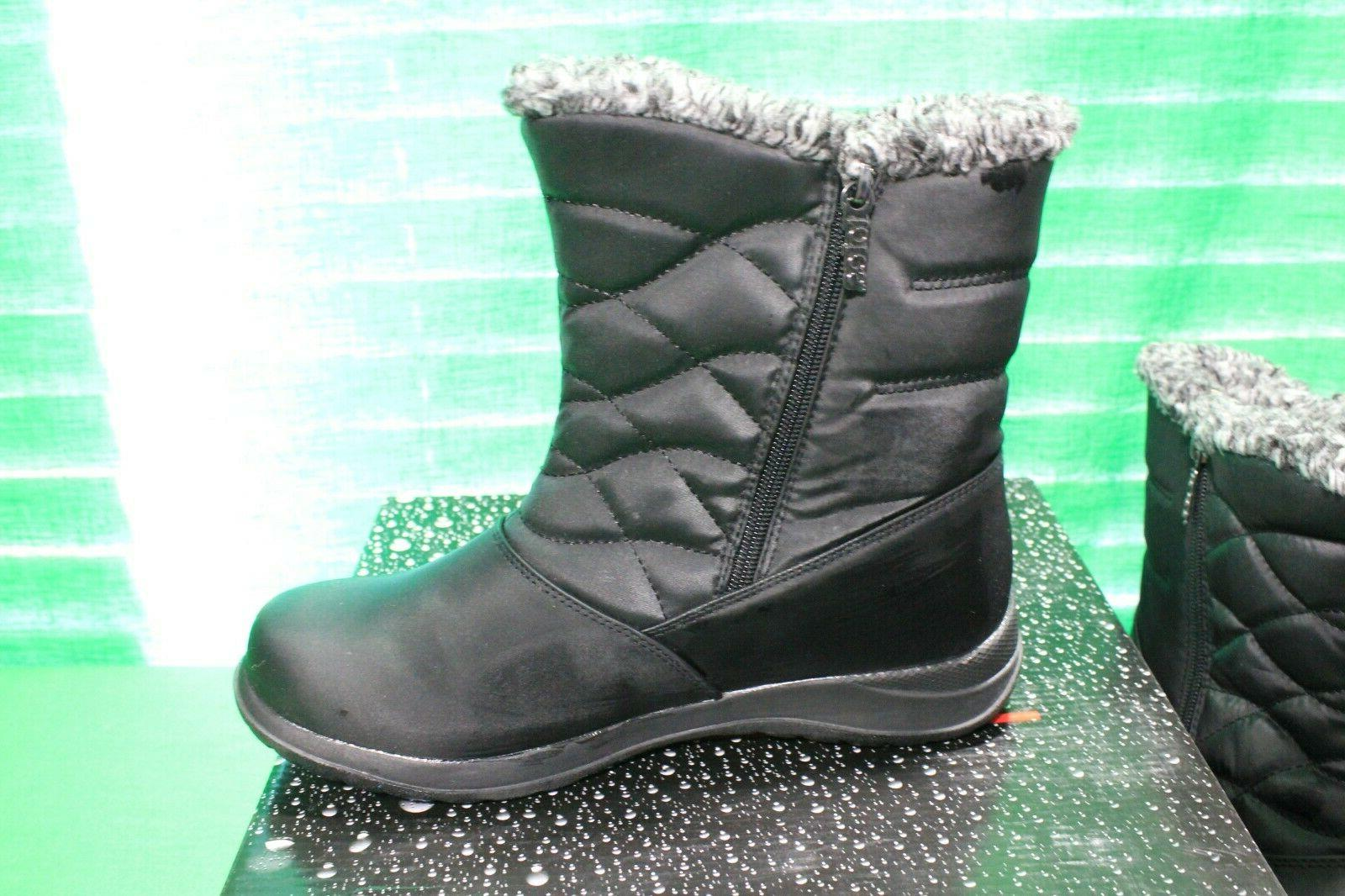 Women's Babbie snow boots, Size 10 Med