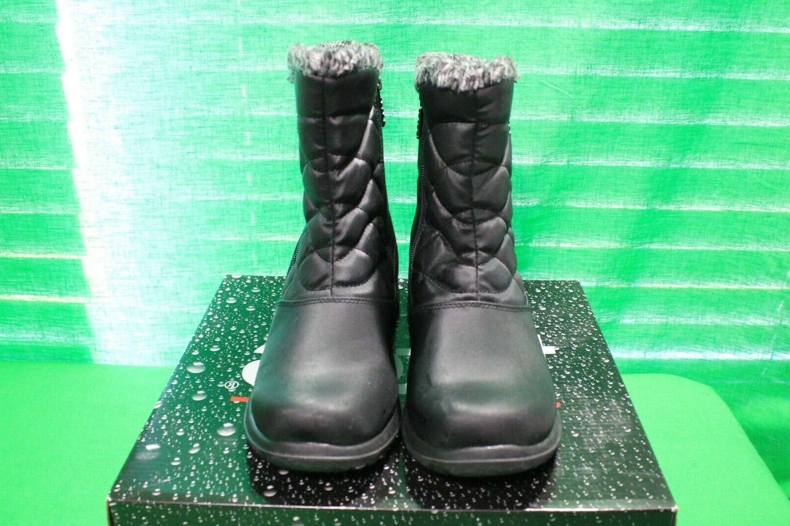 Women's boots, Size