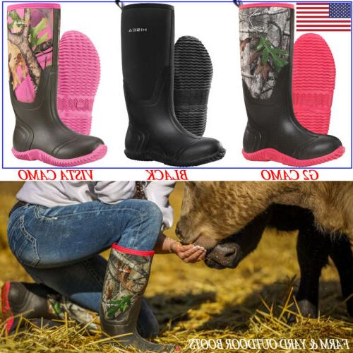 women s outdoor boots rain and snow