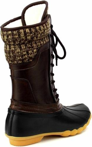 Women's Hiking Snow Lace Up Size