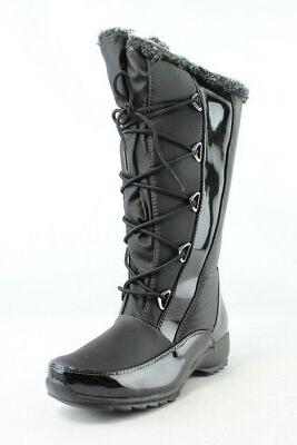 womens raptor black snow boots