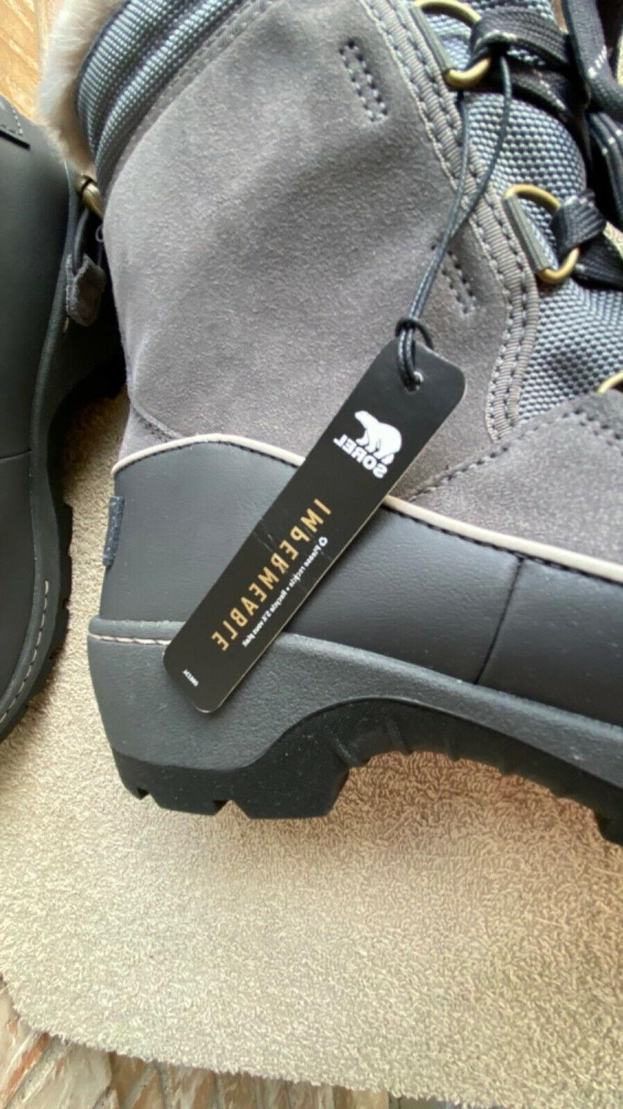 Tivoli Quarry Grey Waterproof BRAND NEW