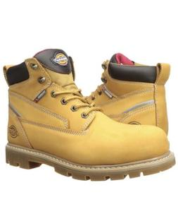 MENS DICKIES WATERPROOF BOOTS- Size 9 - Work Boots- Snow Boo