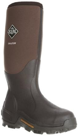 Muck Boots Mens Wetland Premium Hunting WP Winter 11 Brown W