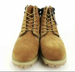NEW Levi's Mens Work Boots Suede Waterproof Wheat Shoes 5174