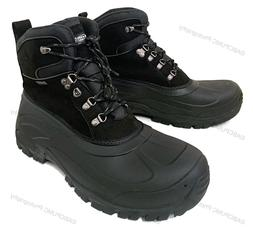 New Men's Snow Boots Waterproof Insulated Thermolit Heavy Du