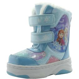 Snow Boots Size 5 for Girls Disney Frozen New but No Tag