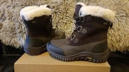 NEW UGG W OSTRANDER  Waterproof Leather Snow Boots Size 6