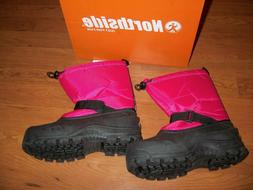 NWT Northside snow boots, size 4 GIRLS