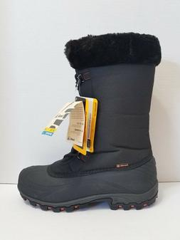 Kamik Rival Womens Winter Snow boot Thinsulate Impermeable W