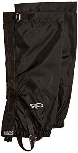 Outdoor Research Men's Rocky Mountain High Gaiters, Black, L