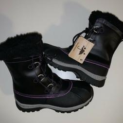 Bearpaw Snow boots New Without Box Womens / Big Girls Size 5