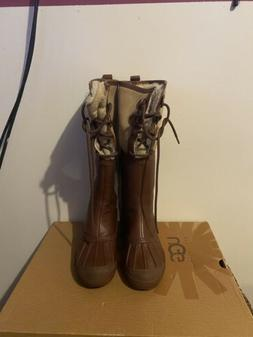 Ugg snow boots size 7