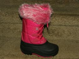 Kamik Snowgypsy Snow Boots, Girls Sz: 12,  New with tags