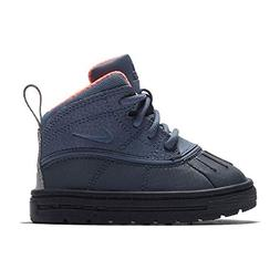NIKE Toddler Boy's Woodside 2 High Snow Boots Diffused Blue/