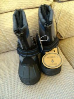 Magellan Toddler Boys 200g Thinsulate Snow Boots-Size 6-NWT-