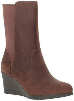 UGG Women's W Coraline Boot Fashion, Coconut Shell, 11 M US