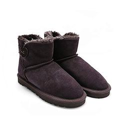 Women Snow Boots Winter Boots Ladies Boots Home Shoes Ankle