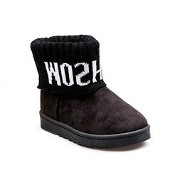 Woman Winter Boots Suede Ankle Snow Boots Female Keep Warm F