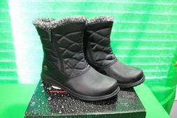 Women's  Totes Babbie snow boots, Winter Boots, lined, Blac