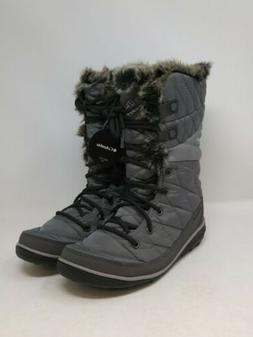 Columbia Women's Grey Snow Boots Size 6.5 US