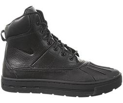 Nike Kid's Woodside Boot, Black/Black, 7 M US Big Kid